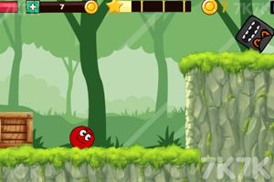 《小红球闯关6》游戏画面1