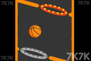《篮球挑战》游戏画面1