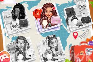 《女孩要旅行》游戏画面1