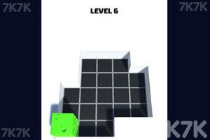 《翻转的立方体》游戏画面1