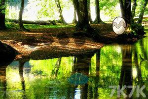 《后院森林逃生》截图1