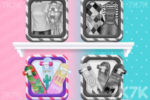 《玩滑板的女孩们》游戏画面3