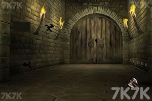 《逃离城堡地牢》游戏画面3