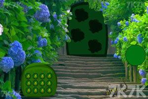 《绿森林蜥蜴逃脱》游戏画面3