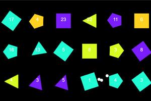 《圆球弹弹弹》游戏画面1