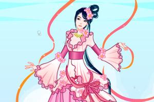 《桃花娘娘》游戏画面1