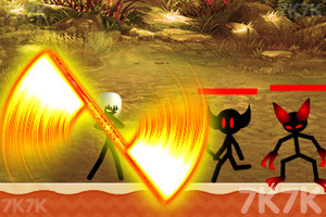 《火柴人神器之战2》游戏画面1