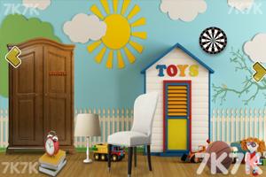 《逃离婴儿玩具房》游戏画面3