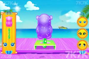 《毛绒动物制冰机》截图2