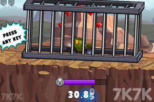 《大车吃小车6》游戏画面5