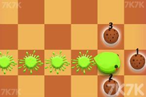 《小绿怪吃曲奇》截图2