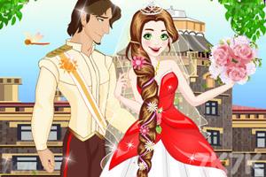 《長發公主的婚紗》截圖2