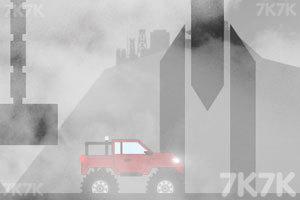 《大脚车急速赛》游戏画面2