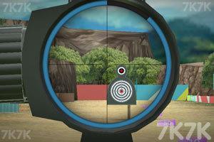 《狙擊訓練營》游戲畫面2