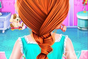 《宝贝泰勒当空姐》游戏画面3
