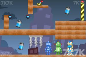 《机器人兄弟冒险》游戏画面1