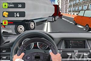 《3D狂野飙车》截图1