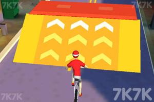 《极限自行车》游戏画面3