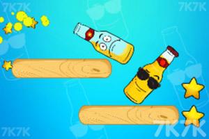 《瓶盖飞转》游戏画面2