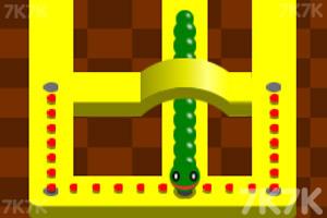 《豆豆贪吃蛇》游戏画面2