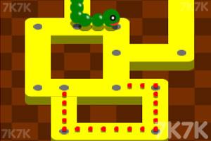 《豆豆贪吃蛇》游戏画面3