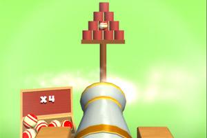 《炮轰方块》游戏画面2