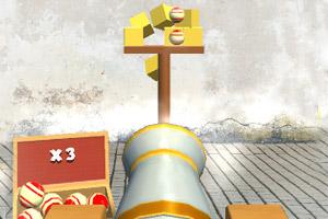 《炮轰方块2》游戏画面2