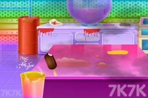 《彩虹獨角獸冰淇淋》截圖4