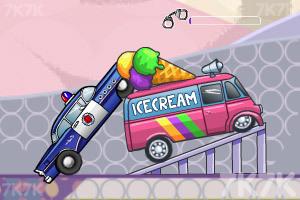 《大富豪汽车3修改版》游戏画面1