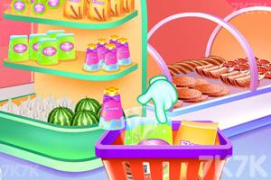 《膳食小达人》游戏画面2