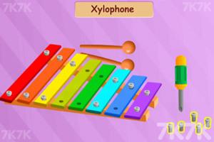 《可爱宝贝乐器行》游戏画面4