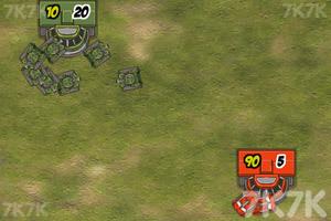 《坦克争霸无敌版》游戏画面2