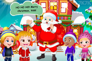 《可愛寶貝圣誕驚喜》截圖2