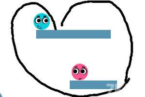 《恋爱球球》游戏画面2