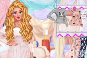 《姐妹的睡衣派对》游戏画面1