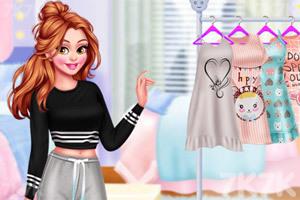 《姐妹的睡衣派对》游戏画面2