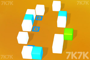 《果冻立方体》游戏画面2