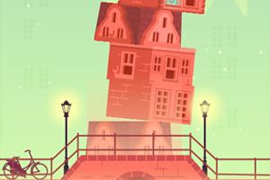 《房子叠叠高》游戏画面1
