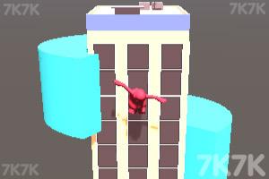 《极速高空降落》游戏画面4