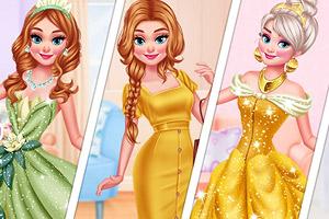 《公主们的两幅面孔》截图2