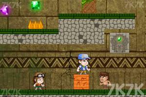 《玛雅冒险之旅》游戏画面3