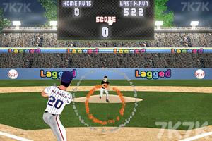 《棒球挑战大赛》游戏画面2