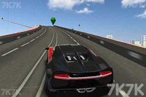 《炫酷飞车大赛》游戏画面3