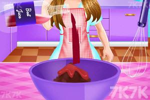 《美味红丝绒蛋糕》游戏画面3