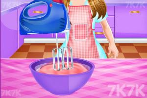 《美味红丝绒蛋糕》游戏画面4