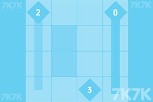 《填充数字方块》游戏画面1