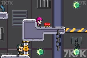 《外太空逃脱》游戏画面2