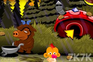 《逗小猴开心系列398》游戏画面1