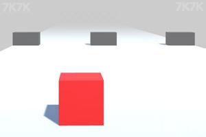 《立方体闯障碍》游戏画面3