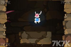 《抱着钻石跑路》游戏画面3
